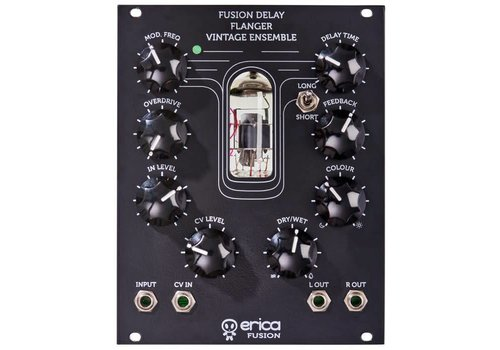 Erica Synths - Fusion Delay / Flanger / Ensemble