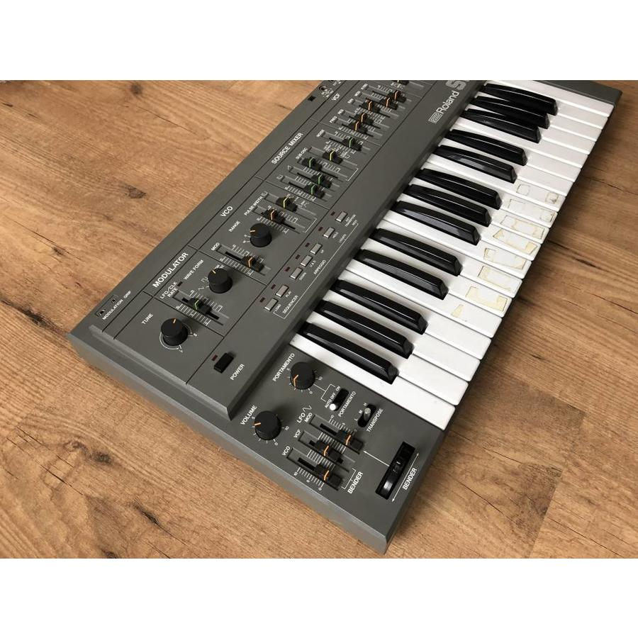 Roland SH-101 + MGS-1 Mod Grip Set (boxed)