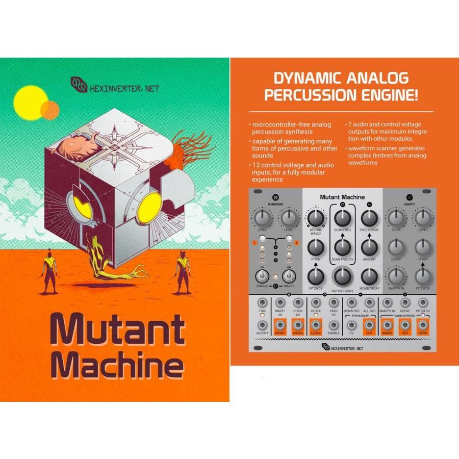 Hexinverter Mutant Machine