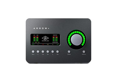 Universal Audio Arrow Thunderbolt 3 - SOLO