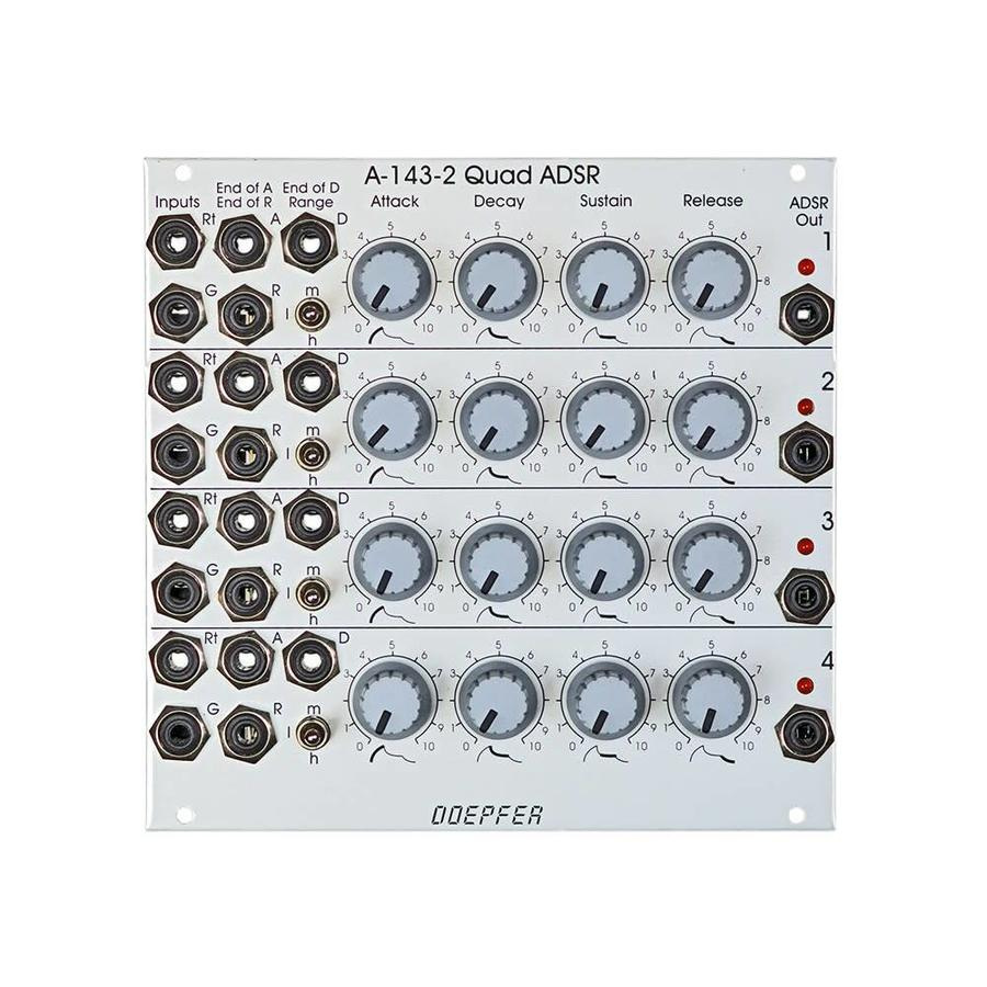 Doepfer A-143-2 Quad ADSR Generator