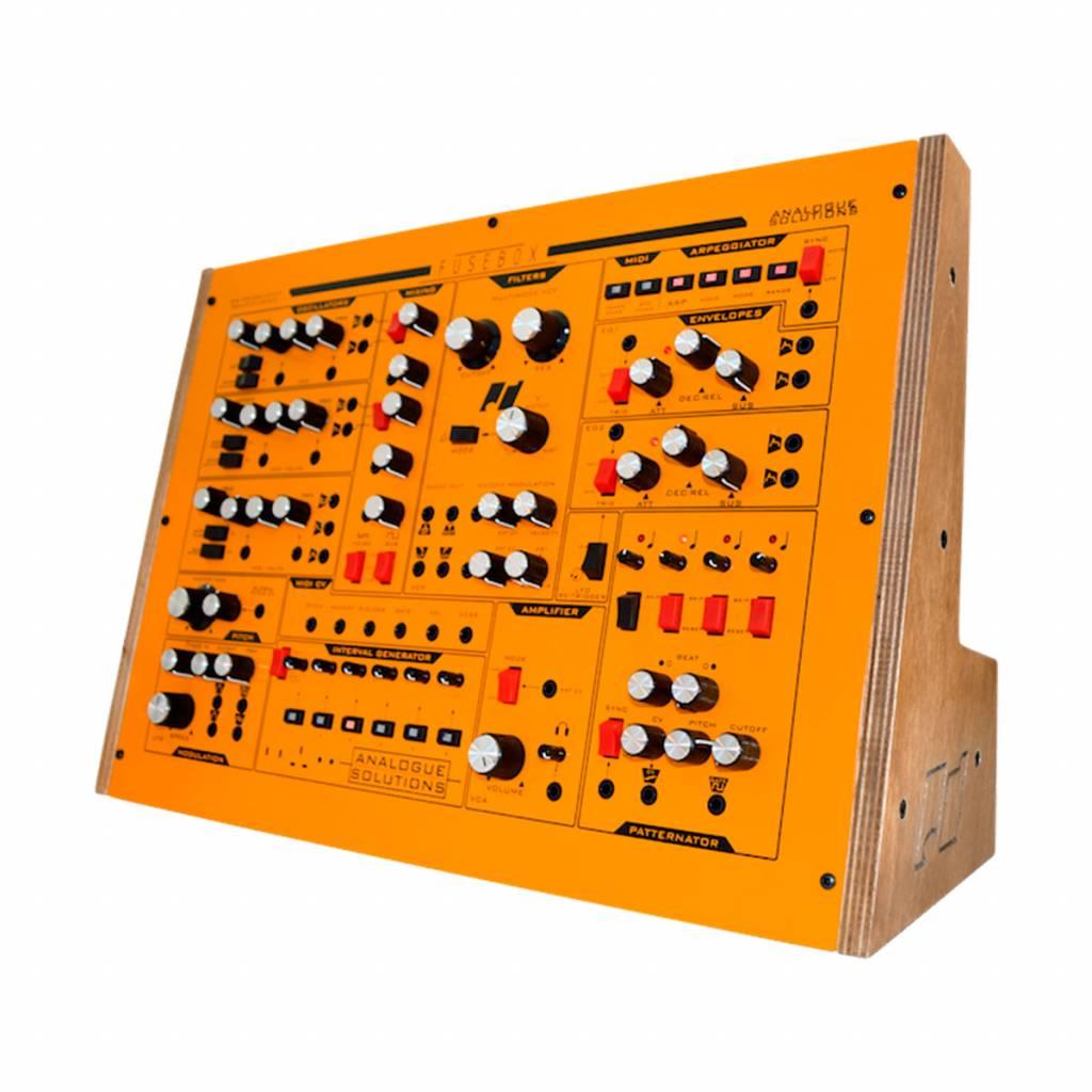 Analogue Solutions Fusebox Turnlab Audio Fuse Box