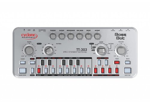 Cyclone Bass Bot TT-303 V2