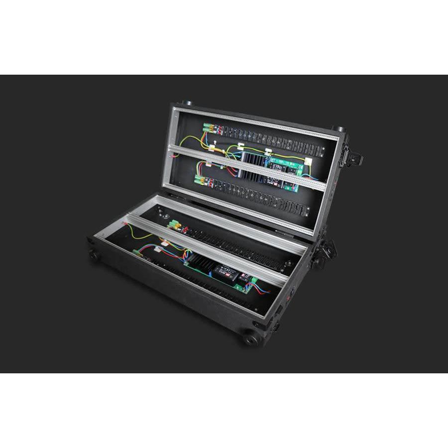 "MDLR Case 12/104HP portable eurorack modular case ""performer series"""