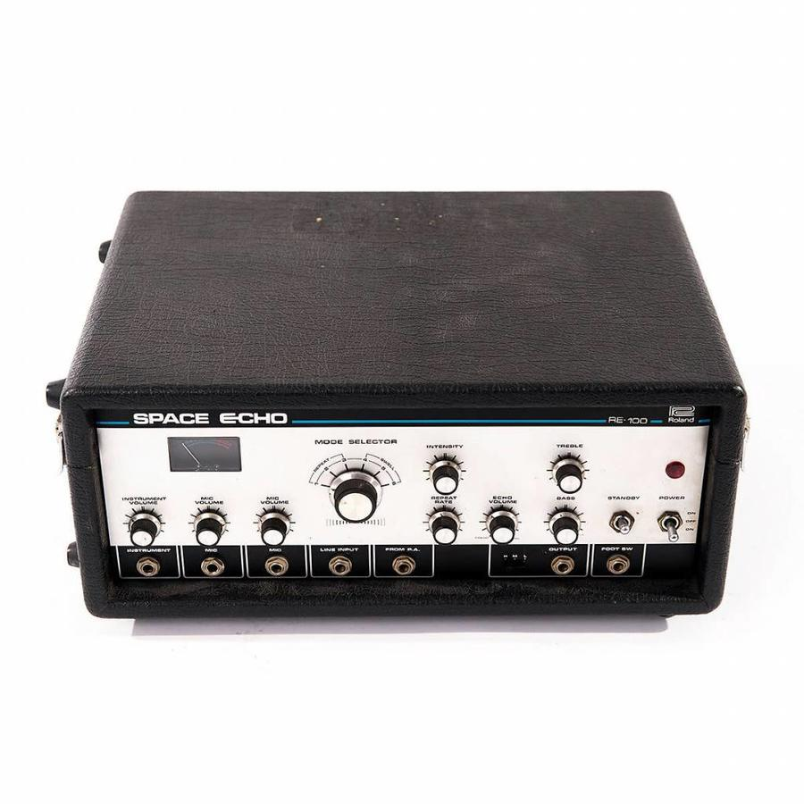 Roland RE-100 Space Echo (Owned by Moby)