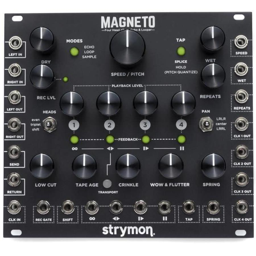 Strymon Magneto Tape Echo & Looper Eurorack Module