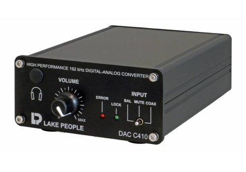 Lake People DAC C410