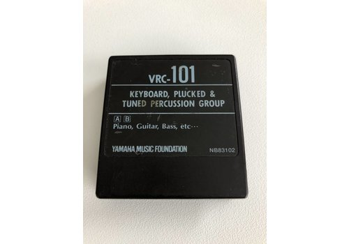 Yamaha DX7 Voice ROM VRC-101 - ROM Cartridge