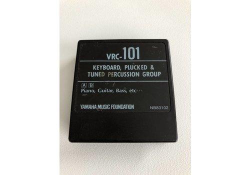Yamaha DX7 Voice ROM VRC-101 - ROM Cartridge