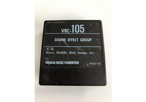Yamaha DX7 Voice ROM VRC-105 - ROM Cartridge