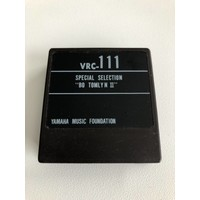 Yamaha DX7 Voice ROM VRC-111 - ROM Cartridge