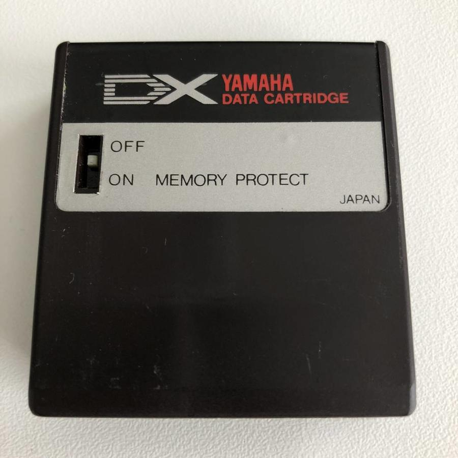 Yamaha DX Data RAM Cartridge