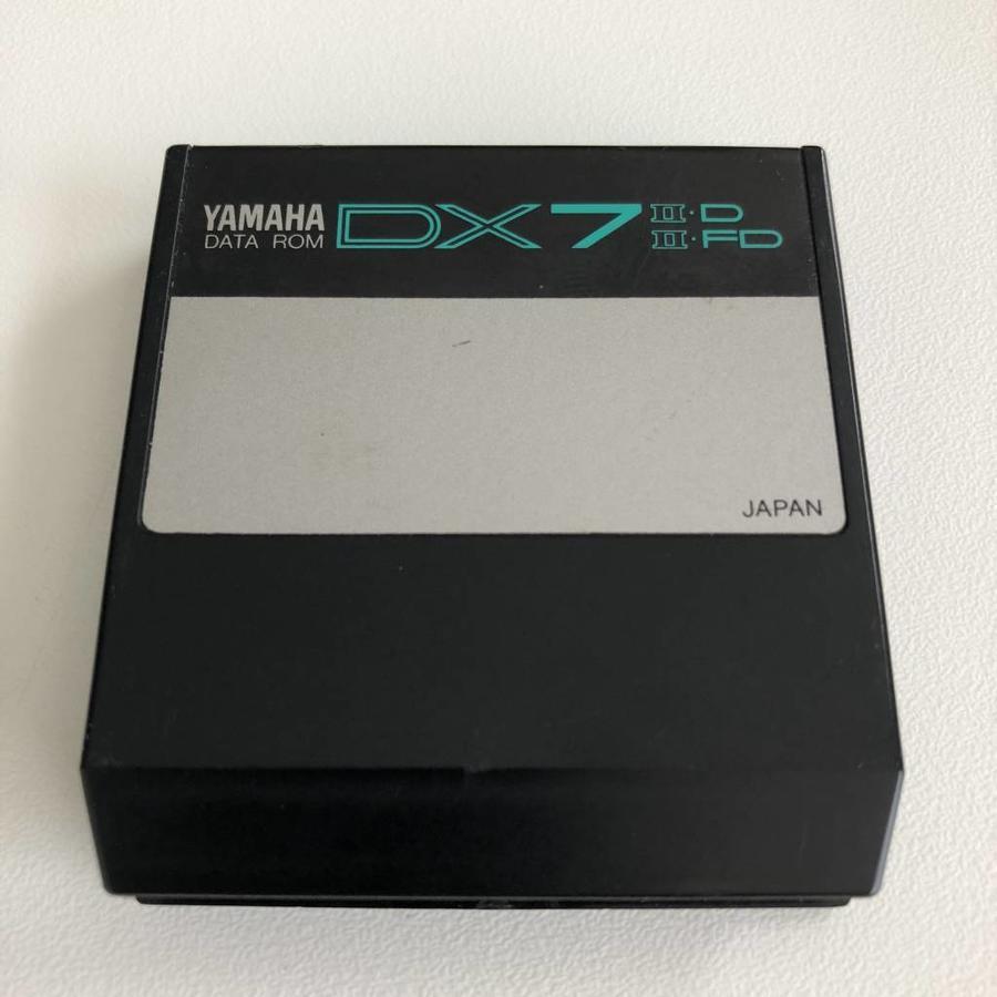 Yamaha DX7 II D FD - Data ROM Cartridge