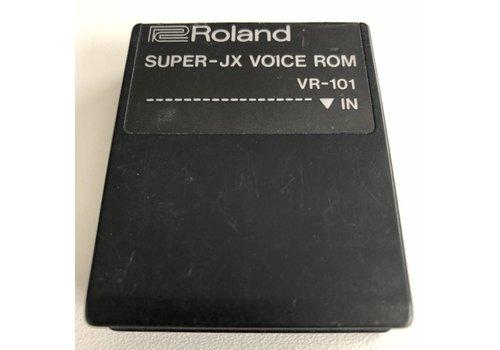 Roland VR-101 Super-JX Voice ROM Cartridge