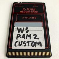 Korg K-RAM 256 Memory Card