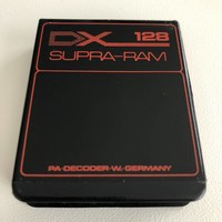 Yamaha DX7 128 SUPRA-RAM Cartridge