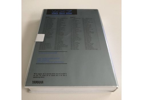 Yamaha WX7 ROM Cartridge