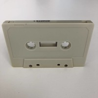 Korg C-7 Poly Six Factory Sound Patches Cassette Tape