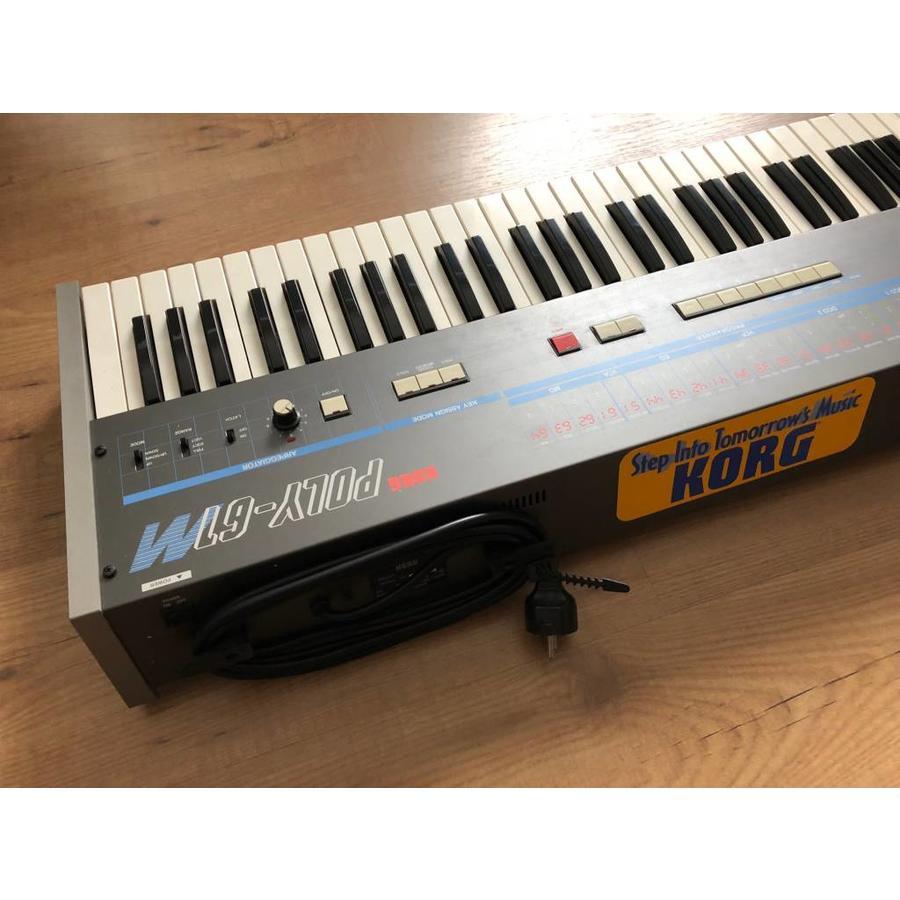 Korg Poly 61M (in Original Box)