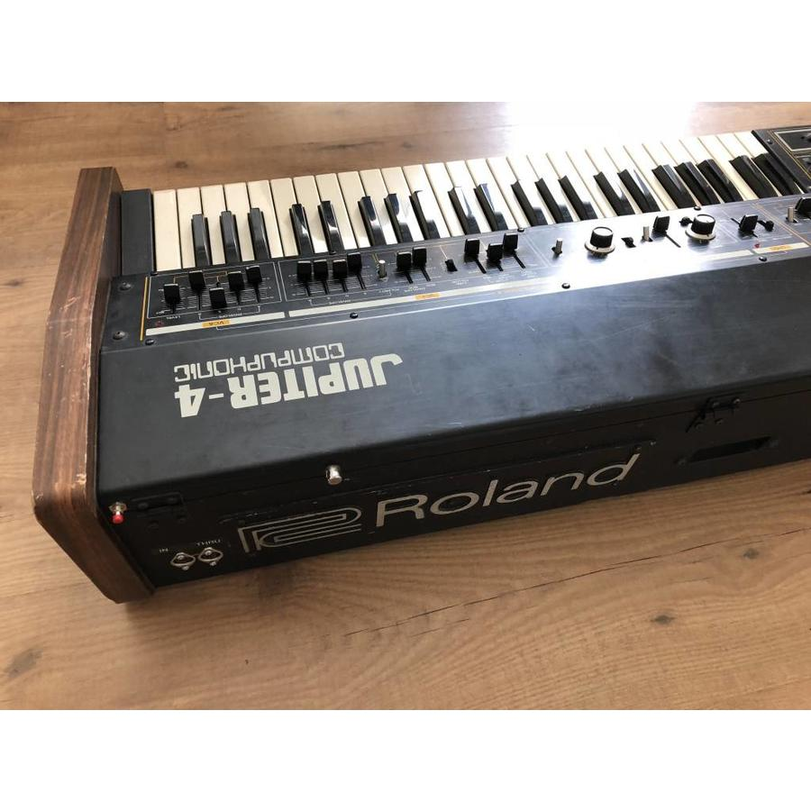 Roland Jupiter 4 (Kenton Midi)