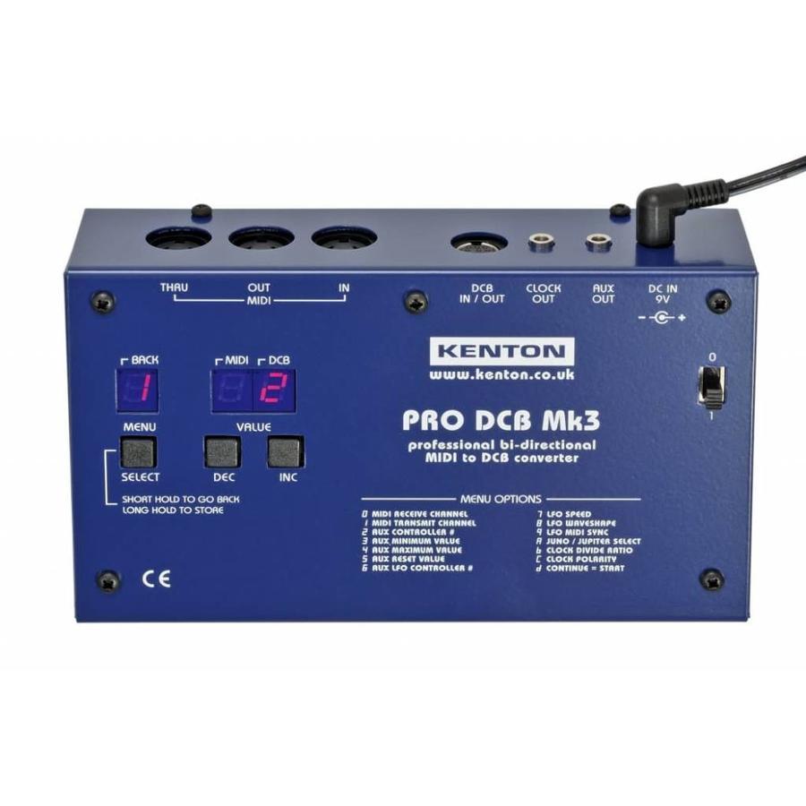 Kenton Pro DCB MK3