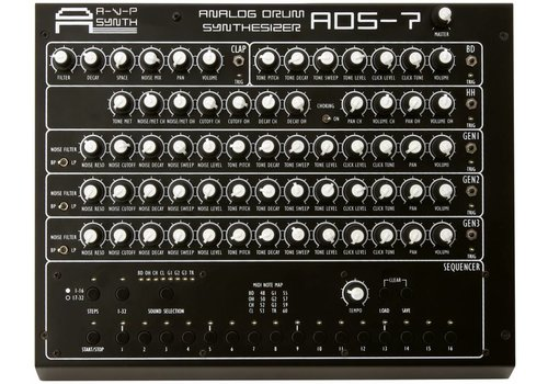 AVP Synthesizers ADS-7 MKII