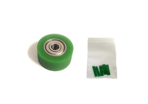 New Improved Green Rubber Roller Roland Space Echo (RE-101, 150, 201, 301, 501 & SRE-555)