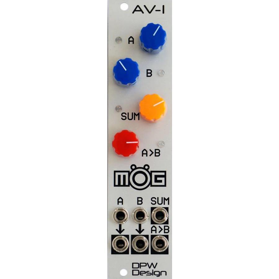 MÖG AV-1, Attenuverter