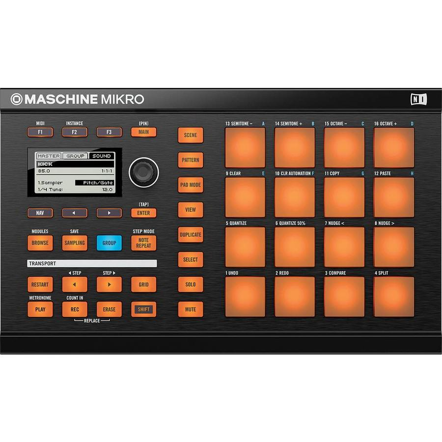 Native Instruments Maschine Mikro MK1