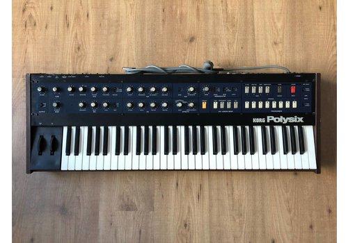 Korg PolySix (Tubbutec Modysix MIDI)