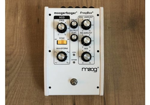 Moog Music Moogerfooger Frequency Shifter - White edition