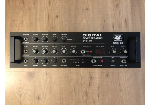 Dynacord DRS78 Digital Reverb