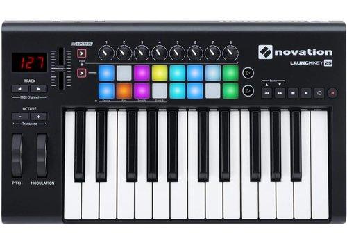 Novation Launchkey 25 MK2 MIDI Controller