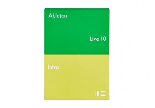 Ableton live 10 Intro (Boxed)