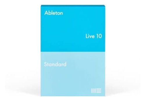 Ableton live 10 Standard (Boxed)