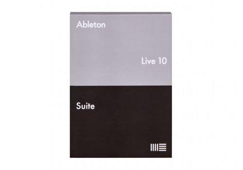 Ableton live 10 Suite (Boxed)