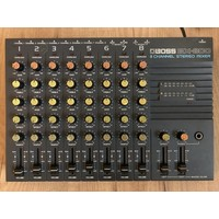 Boss BX-800 8 Channel Compact Stereo Mixer