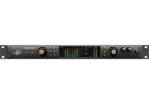 Universal Audio Apollo X6 Thunderbolt 3