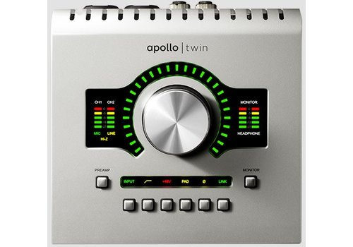 Universal Audio Apollo Twin USB - DUO
