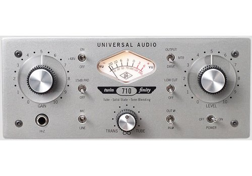 Universal Audio 710 Twin-Finity Single-Channel Mic Pre