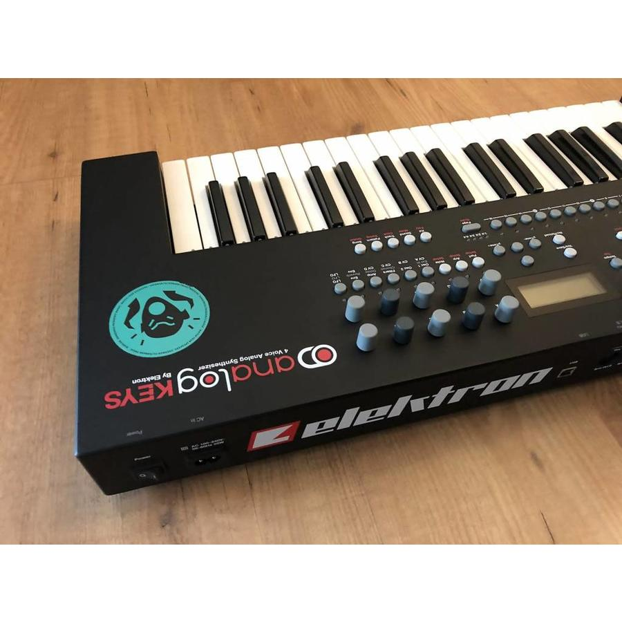 Elektron Analog Keys + Bag (used)