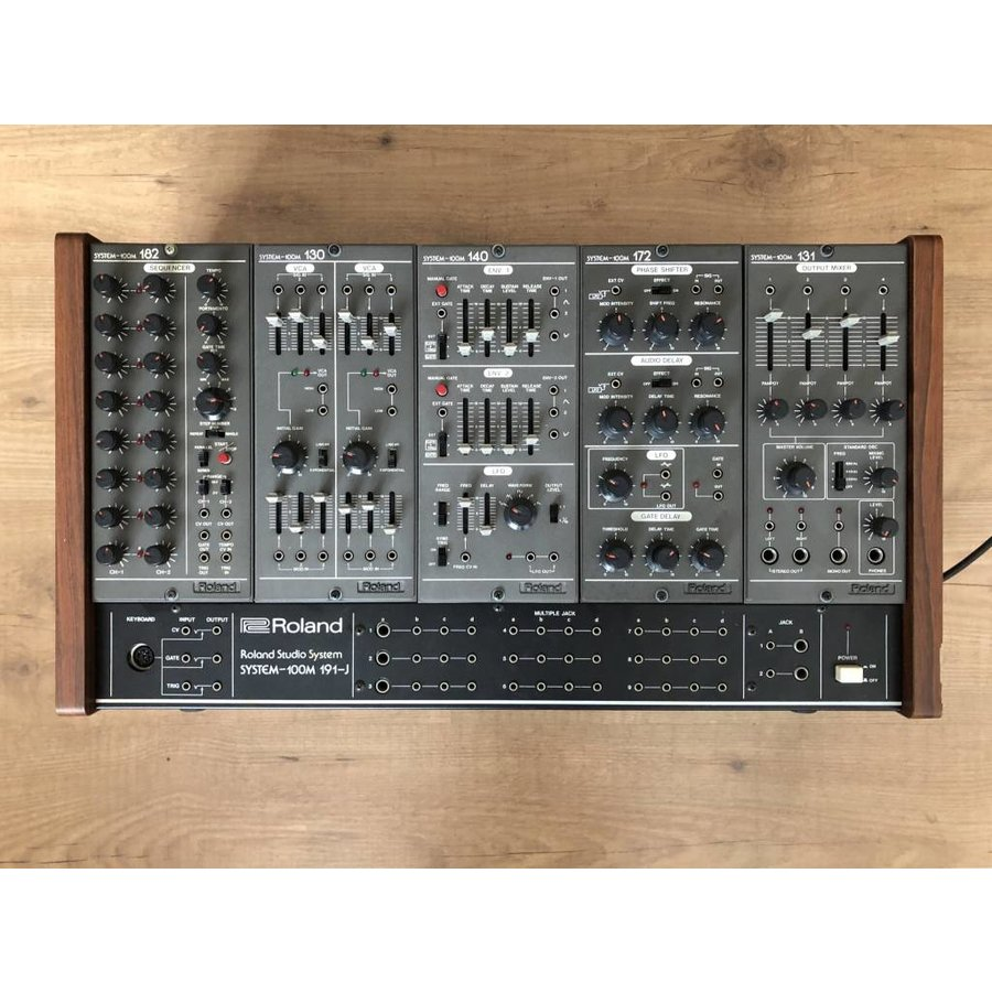 Roland System 100M  - 2 Cabinet System