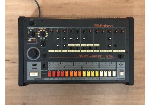 Roland TR-808 + MIDI
