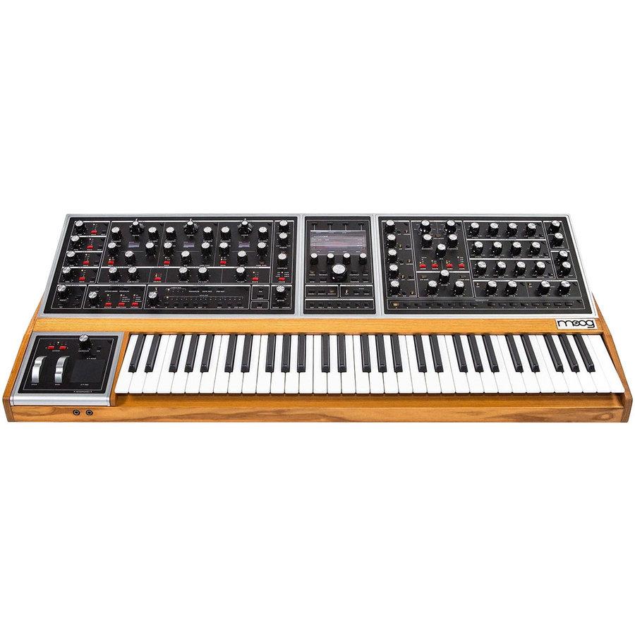 Moog Music The One (8 Voice - RETOUR)