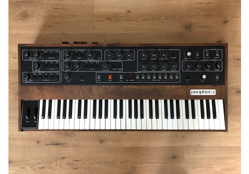 Sequential Circuits Prophet 5 Rev3 - 120 Presets