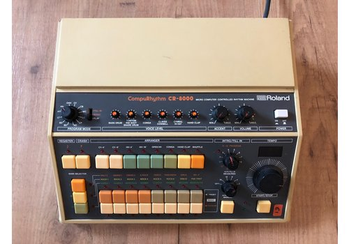 Roland CompuRhythm CR-8000