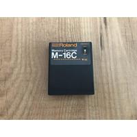 Roland M-16C Memory Cartridge