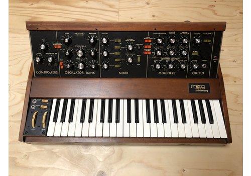 Moog Music Minimoog Model D (incl Doepfer MIDI converter