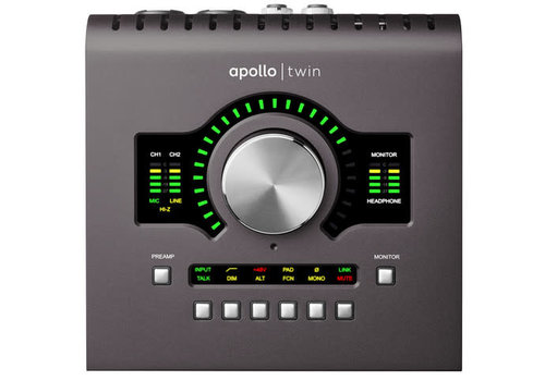 Universal Audio Apollo Twin MKII - QUAD