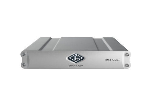 Universal Audio UAD-2 Satellite FIREWIRE - QUAD Core